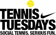 nike tennis tuesdays
